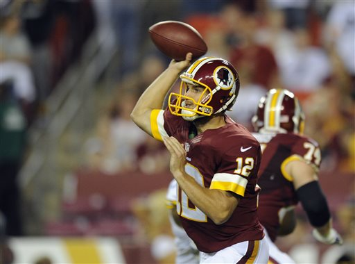 Redskins QB Cousins: 'No Doubt' I'll Be Healthy for Week 1