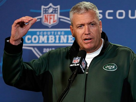 Rex Ryan Punks Sammy Watkins on Press Conference Call