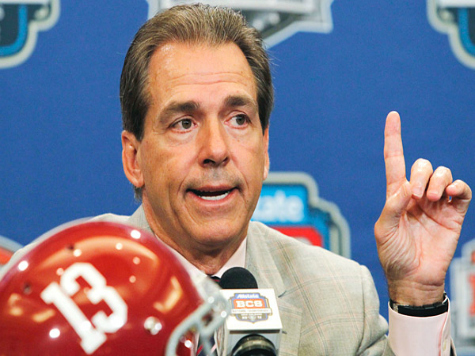 Saban Says He's Misunderstood While Results Speak for Themselves