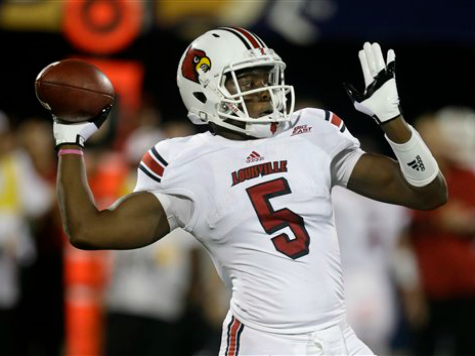 College Football Preview: All Eyes on Bridgewater, Louisville in Inaugural AAC