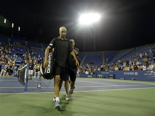 James Blake's Career Ends with 1st-Round Loss at US Open