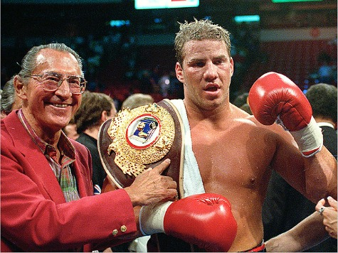 Ex-Champ Tommy Morrison Dies at 44