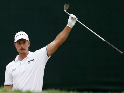 Henrik Stenson Donates $25,000 of Winnings to Boston Marathon Victims