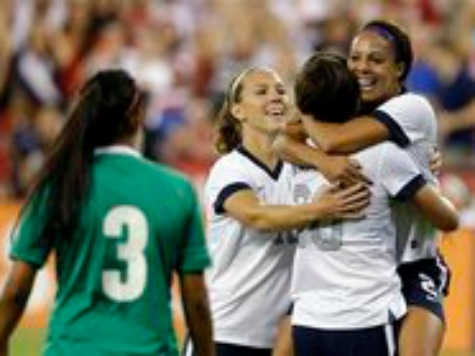Wambach Scores 161st, Leroux Nets 4 as US Tops Mexico