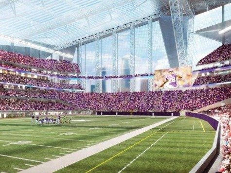 Final Pacts on Vikings Stadium Not Ready Yet