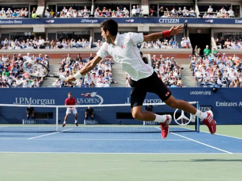Djokovic Advances to US Open Final