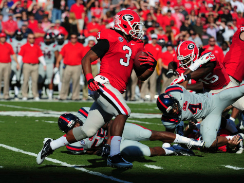 Heisman Watch: Gurley Makes a Big Move