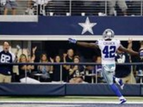 NFC East: Cowboys Shoot to Top Pending RG3 vs. Vick