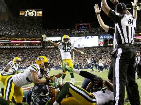 Seahawks-Packers NFL Opener Brings Up 'Fail Mary' Memories