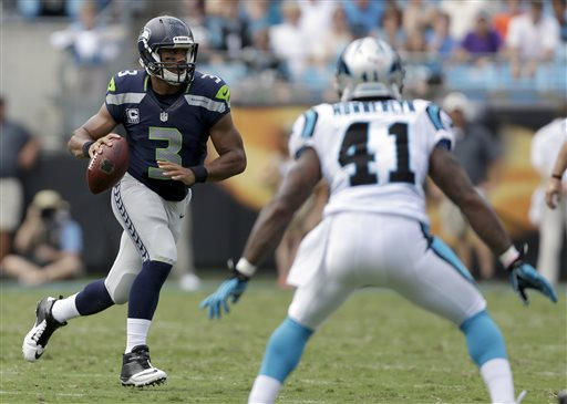 Pete Carroll: Russell Wilson Has Turned Heads