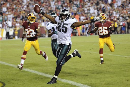 Basketball on Grass: Eagles Beat Redskins in Chip Kelly's Debut