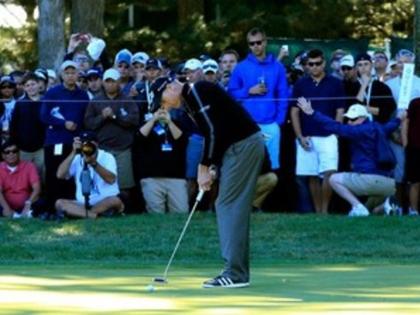 59! Jim Furyk Becomes Sixth Golfer to Reach Milestone on PGA Tour