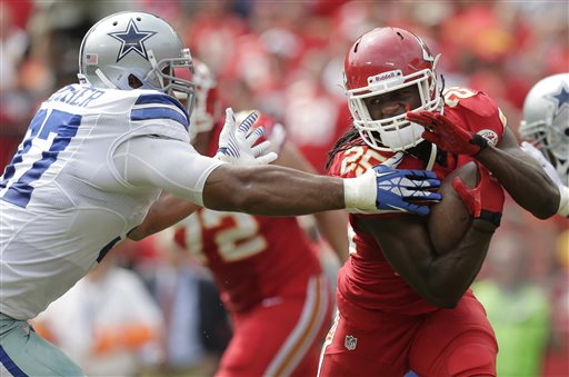 Chiefs Start 2-0 After Beating Cowboys 17-16