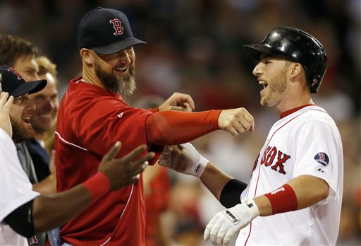 Red Sox Clinch Playoff Berth