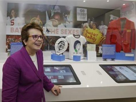 Obama Adds Billie Jean King to US Delegation to Sochi Closing Ceremonies
