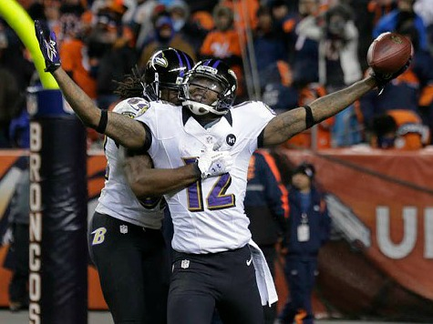 Stripper Breaks Bottle Over Head of Ravens' WR Jacoby Jones