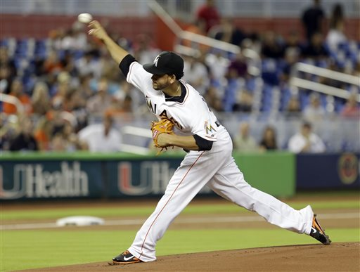 Marlins Pitcher Alvarez Gets 'Walk-off' No-hitter on Wild Pitch
