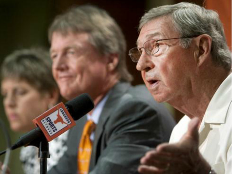 Texas AD Stepping Down; Could Mack Brown Be Next?