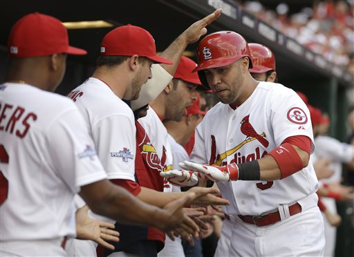 Cardinals Rout Pirates in Game 1 of NLDS