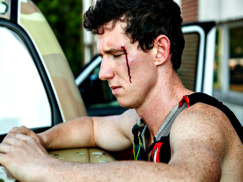 Marine Vet on Cross-Country Charity Run Assaulted by Stranger 'For No Reason'