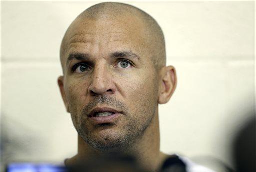 NBA Suspends Nets Coach Kidd 2 Games for DWI