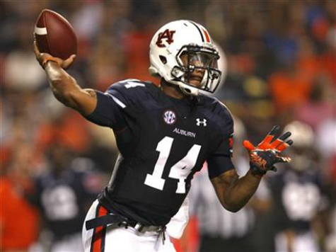 Auburn Gets Big Win Over Ole Miss