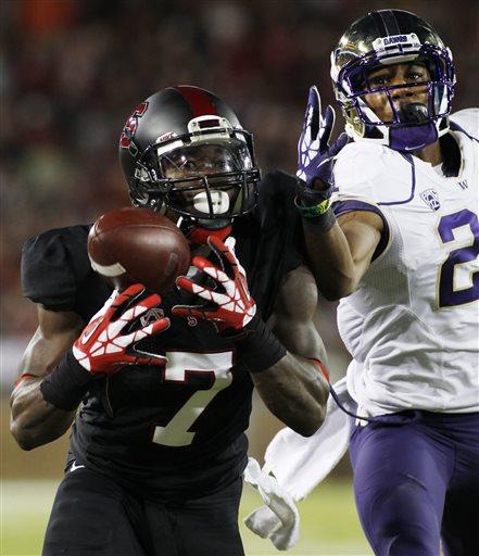 No. 5 Stanford Survives No. 15 Washington, 31-28