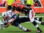 Brady's TD Streak Ends at 52 Games, Bengals Win 13-6