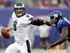 Foles, Eagles Defense Beat Winless Giants 36-21