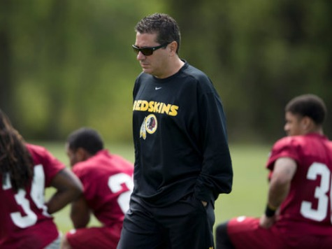 Redskins Owner to NFL Commissioner: No Plans to Change Name
