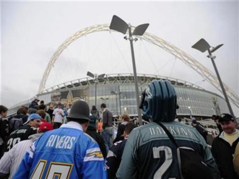 NFL Adds Third Game in London