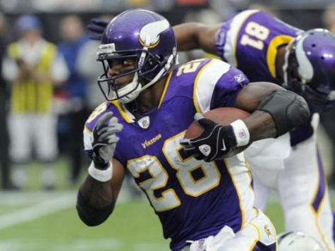 Vikings Activate Adrian Peterson