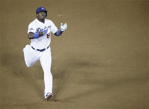 Yasiel Puig Arrested for 'Reckless Driving' at 110 MPH