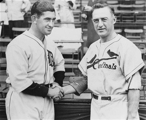 Cardinals, Dodgers, Tigers, Red Sox Sport Longtime Logos
