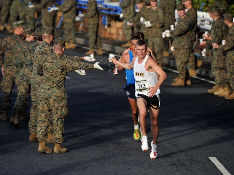 Marine Corps Marathon May Be Canceled Because of Shutdown