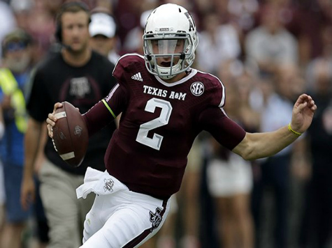 Manziel Heroics not Enough to Save Aggies