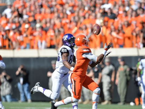 #21 Oklahoma State Cowboys Defeat Texas Christian Horned Frogs in Sloppy Game