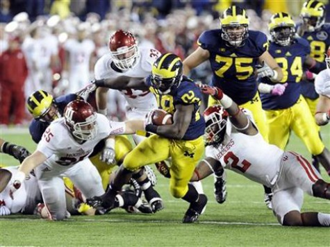 Michigan Survives Dramatic Shootout Against Indiana, 63-47