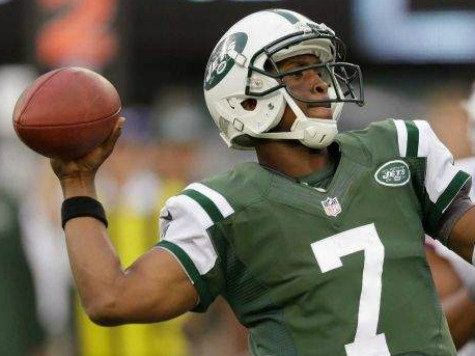 Good-bye Sanchez? Geno Smith Gets 1st Big Win over Patriots