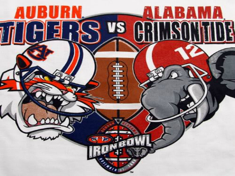 Alabama, Auburn Could Battle in Epic Iron Bowl