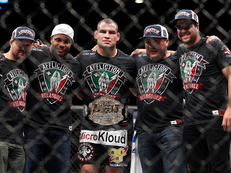 Cain Velasquez Retains UFC Heavyweight Championship