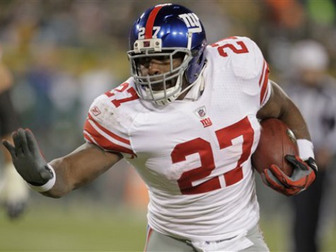 Fantasy Football Player Sends Death Threat to NY Giants Player