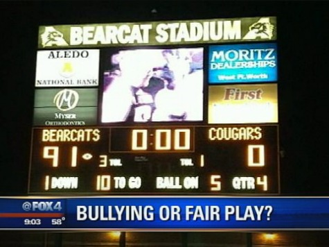 Texas High School Football Team Accused of 'Bullying' for Winning