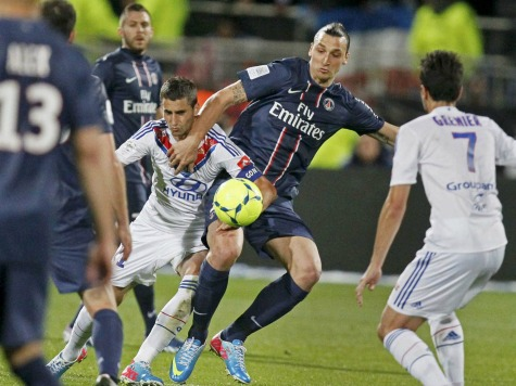French Soccer Clubs to Strike over 75% Tax Rate