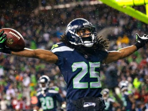 Study: Richard Sherman Received as Many Positive Tweets as Negative
