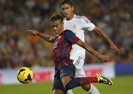 Barca Wins 'Clasico'