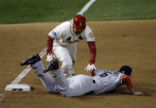 Text of MLB Obstruction Rule Cited in World Series