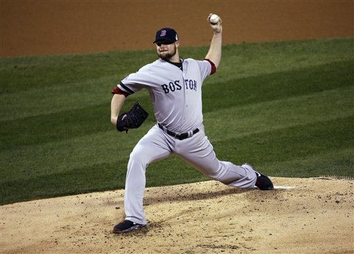 On to Fenway: Lester, Red Sox Take 3-2 Lead in World Series