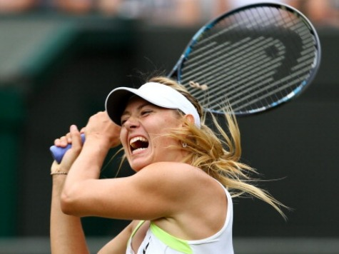 Maria Sharapova: I'm Supporting Russia