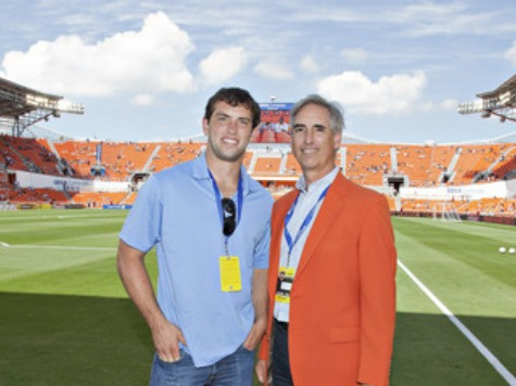 Report: Andrew Luck's Dad Will Be Next Texas AD